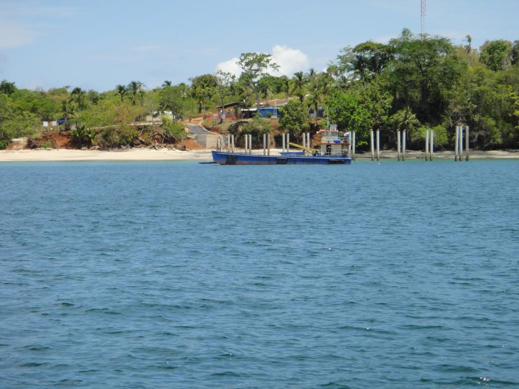 Isla Del Rey, Las Perlas, Panama - May 2013