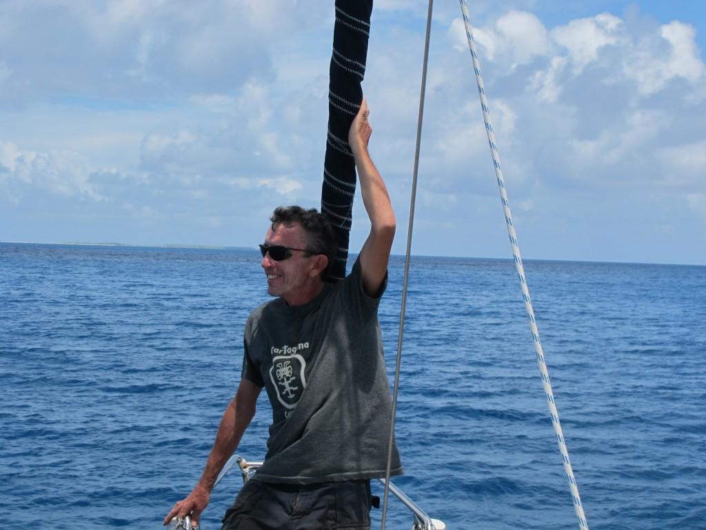 Tuamotus - October 2013 - The Captain