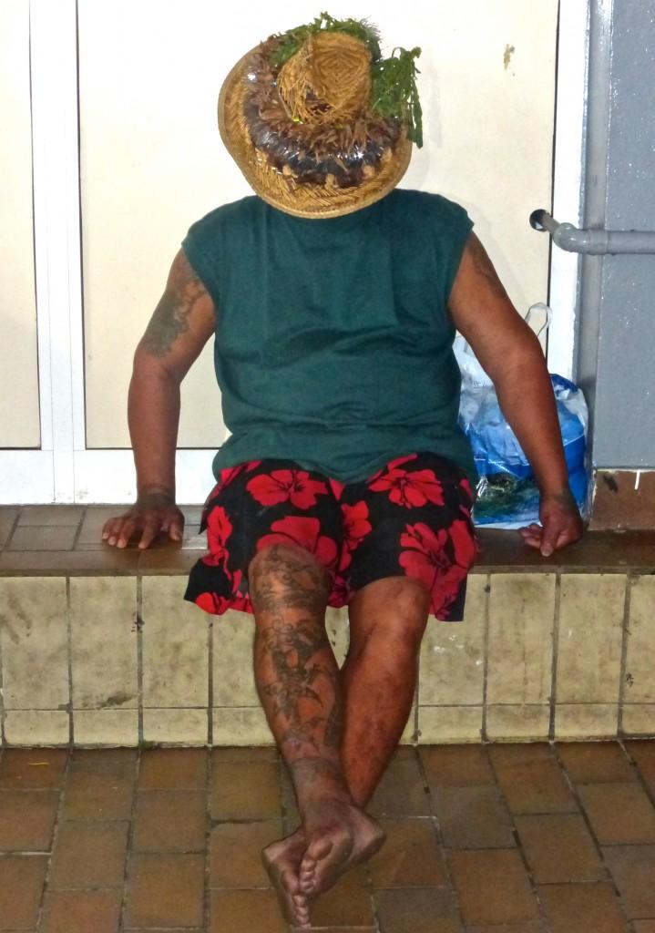 Kip Tahitian Style