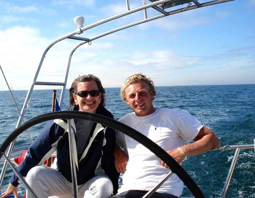 Mary and Captain Matty