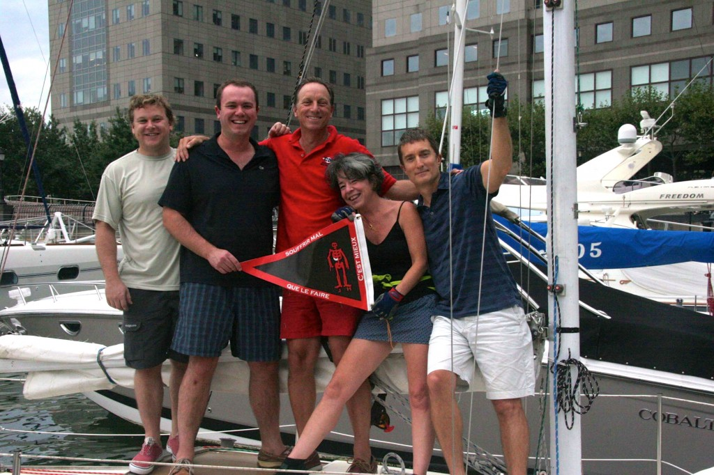 Team Eclipse 2010  Right to Left  Matt, Cam, Sascha, Lisa, Carl  Missing But Loved Erin, Anne, & Will