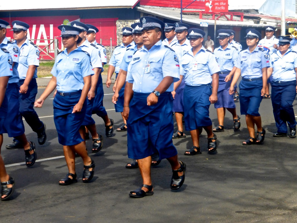 Daily Police Parade (3)