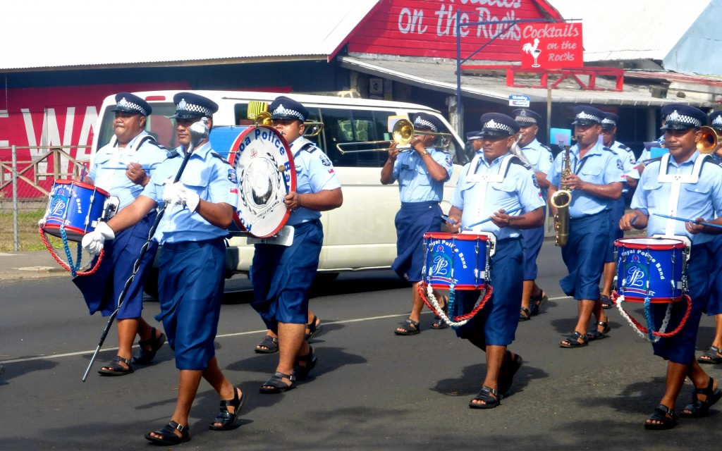 Daily Police Parade (1)