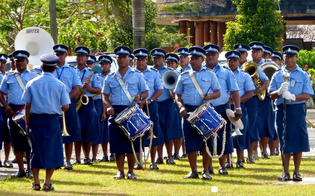 Daily Police Parade