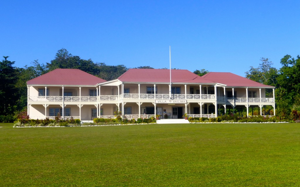 Robert Lewis Stevenson Home - Villa Vailima