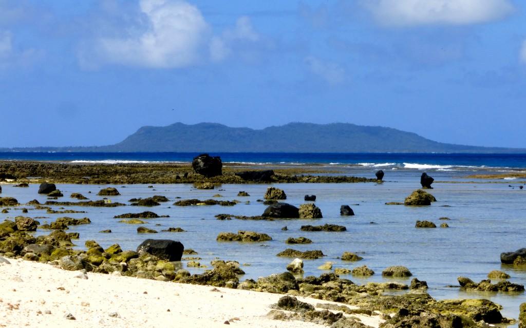 Niuatoputapu Viewed From    Tafahi