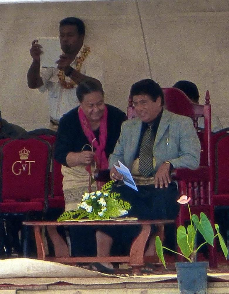 Sialeʻataongo Tuʻivakanō - Prime Minster of Tonga