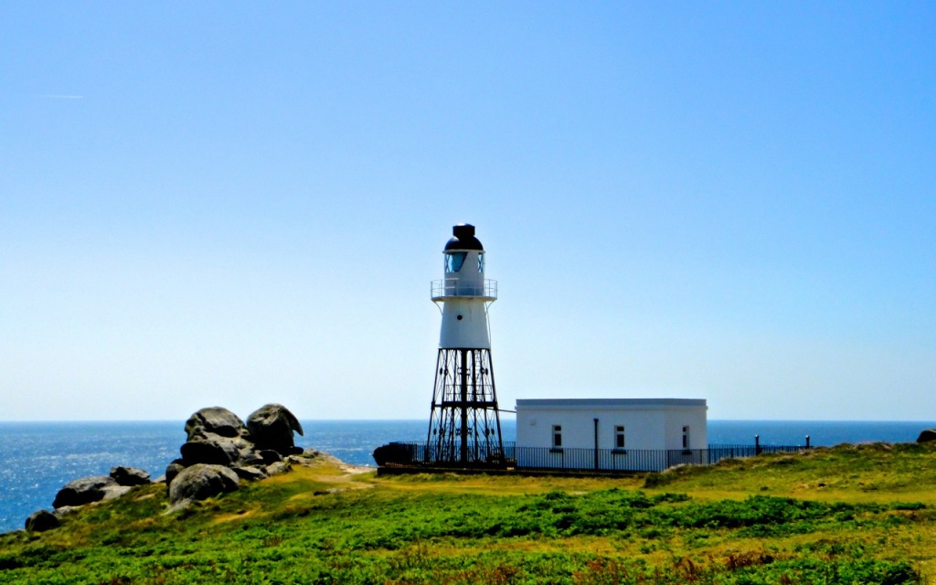 Scilly Isles Lighthouse