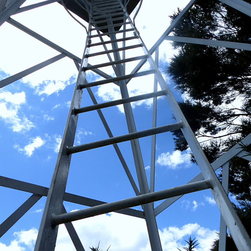 January 2015 - New Zealand - Firetower (2)