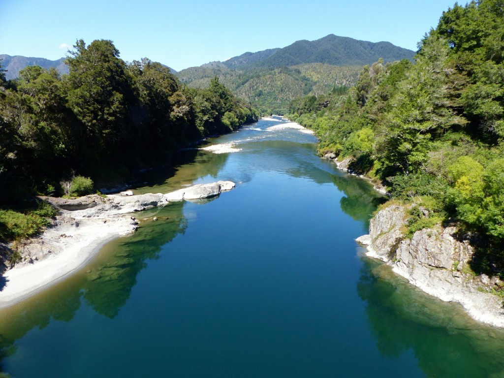 Buller River Near Greystone