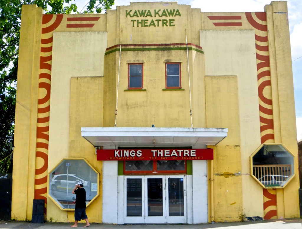 New Zealand - January 2015 - Kawakawa Theater_Copy