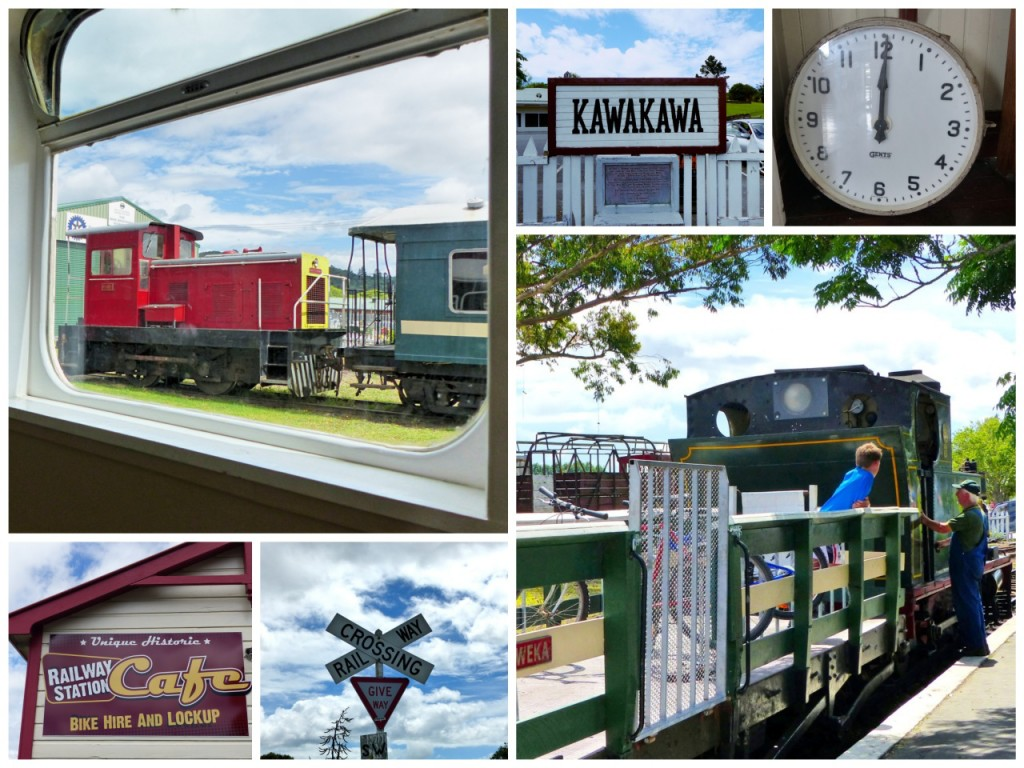 New Zealand - January 2015 - Railway Station Collage_Copy