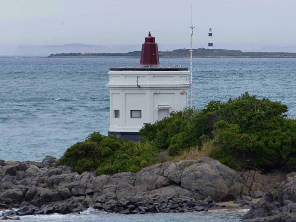 Bluff Lighthouses