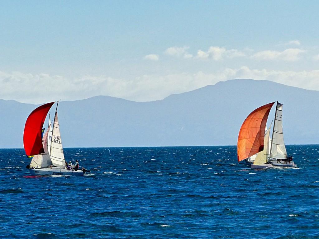 New Zealand - Novembe 2015 - Sailing On Lake Taupo_Copy