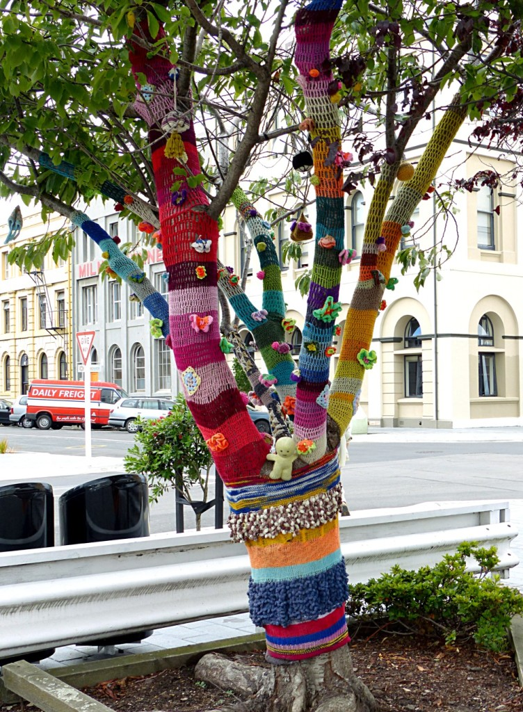 It Get's So Cold Here In The Summer Even The Trees Need Sweaters