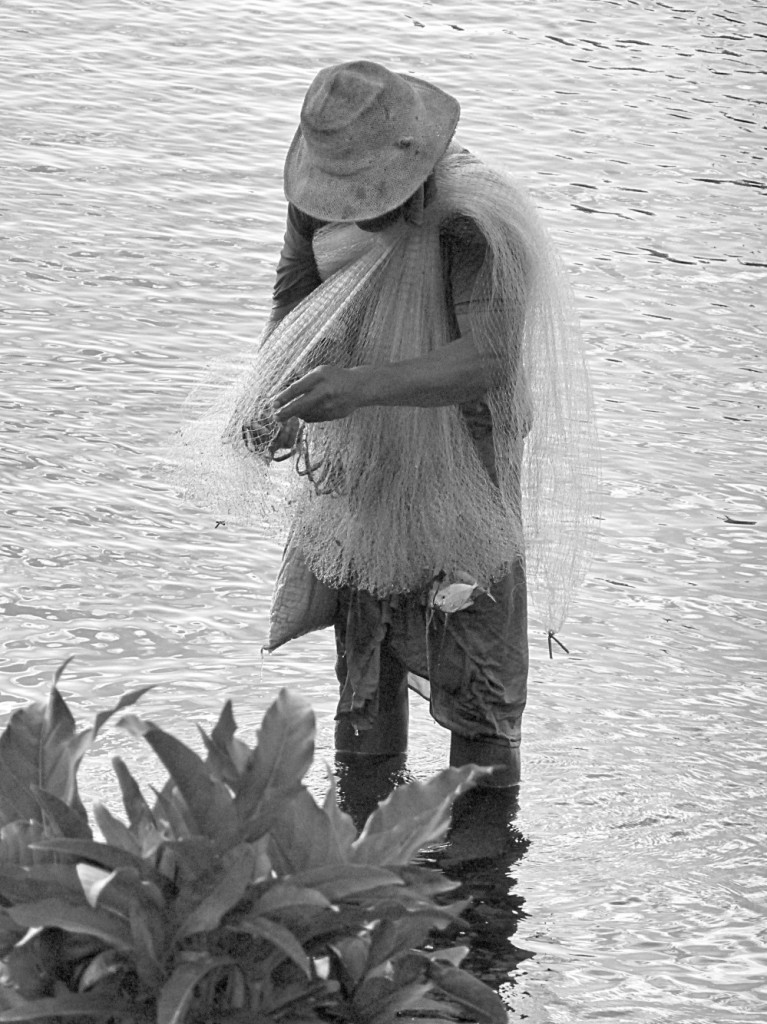Samoan Fisherman