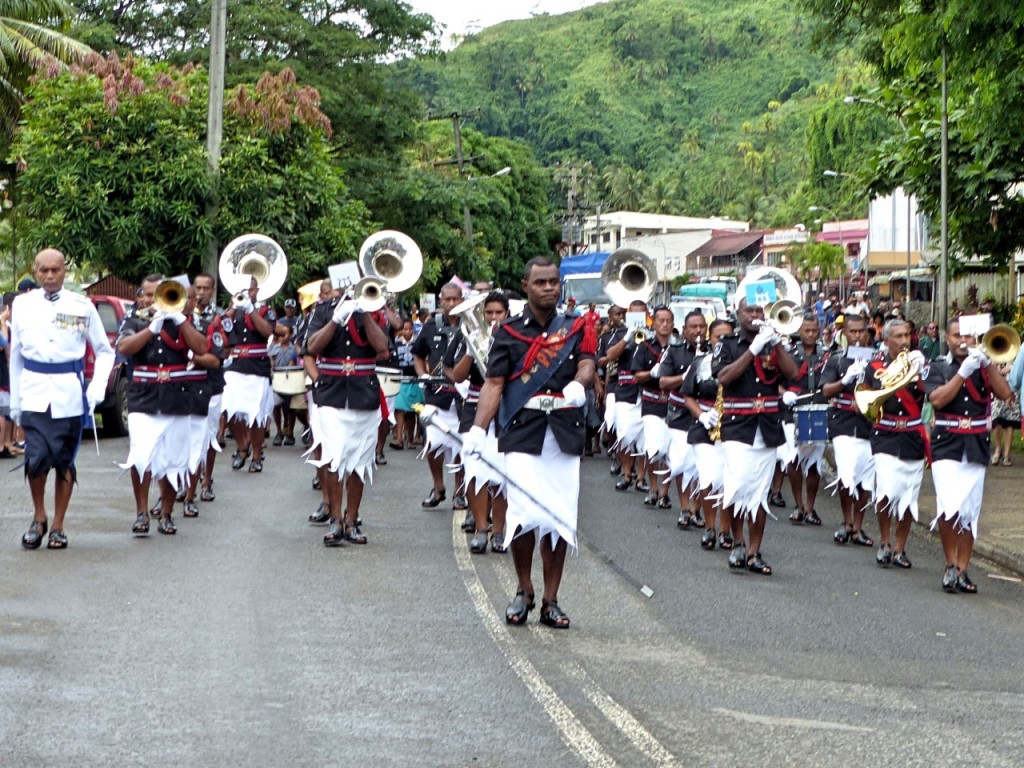 Savusavu - June 2015 - Anti Crime Parade (1)_Copy