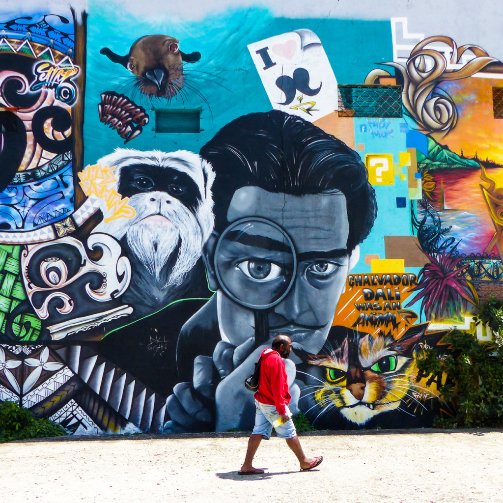 Noumea - October 2015 - Street Art (2)