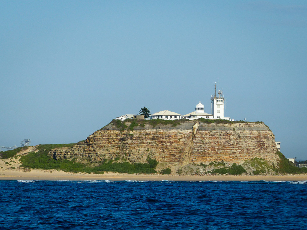 Nobbys Head Light  (Newcastle Australia)