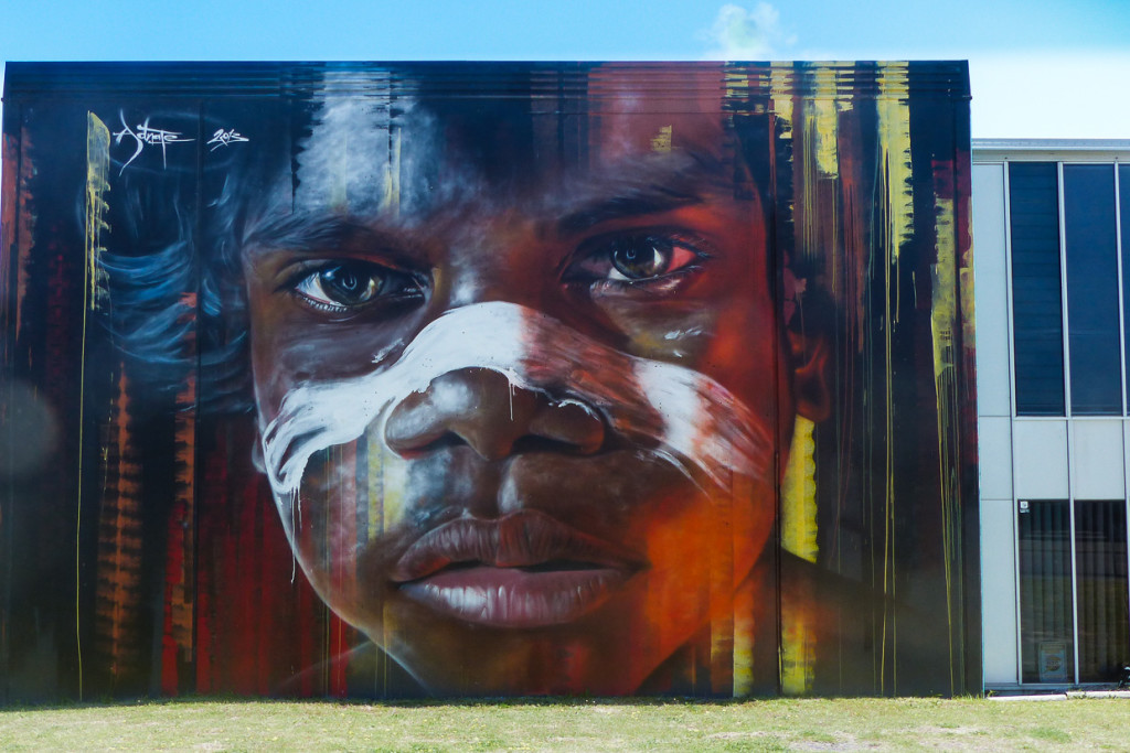 Newcastle Street Art By Adnate
