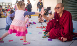 Tobi Wilkinson And The Gyuto Monks In Bondi