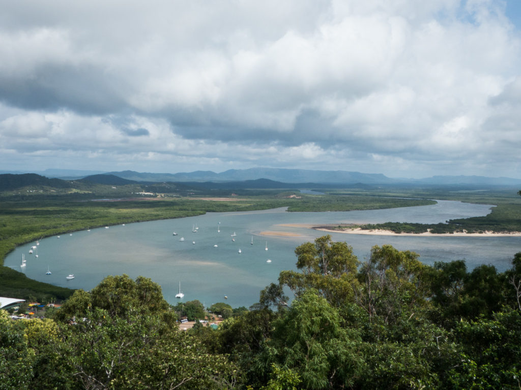 Cooktown Anchorage Endeavour River