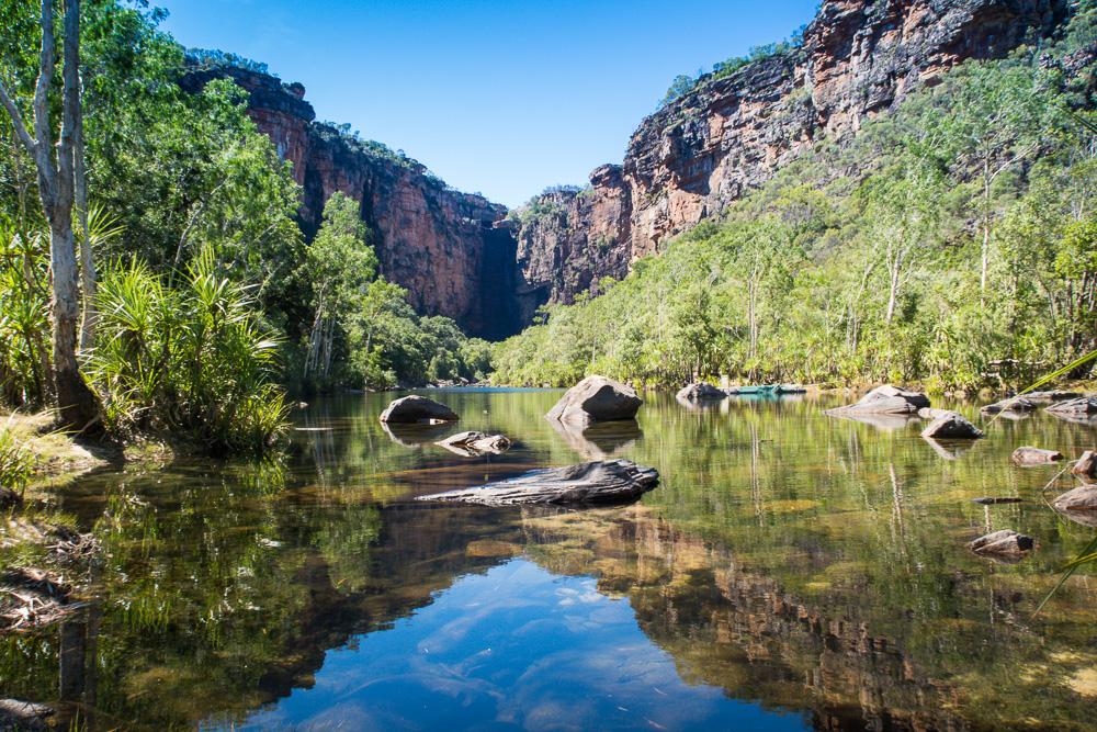 Jim Jim Falls - Kakadu, Australia