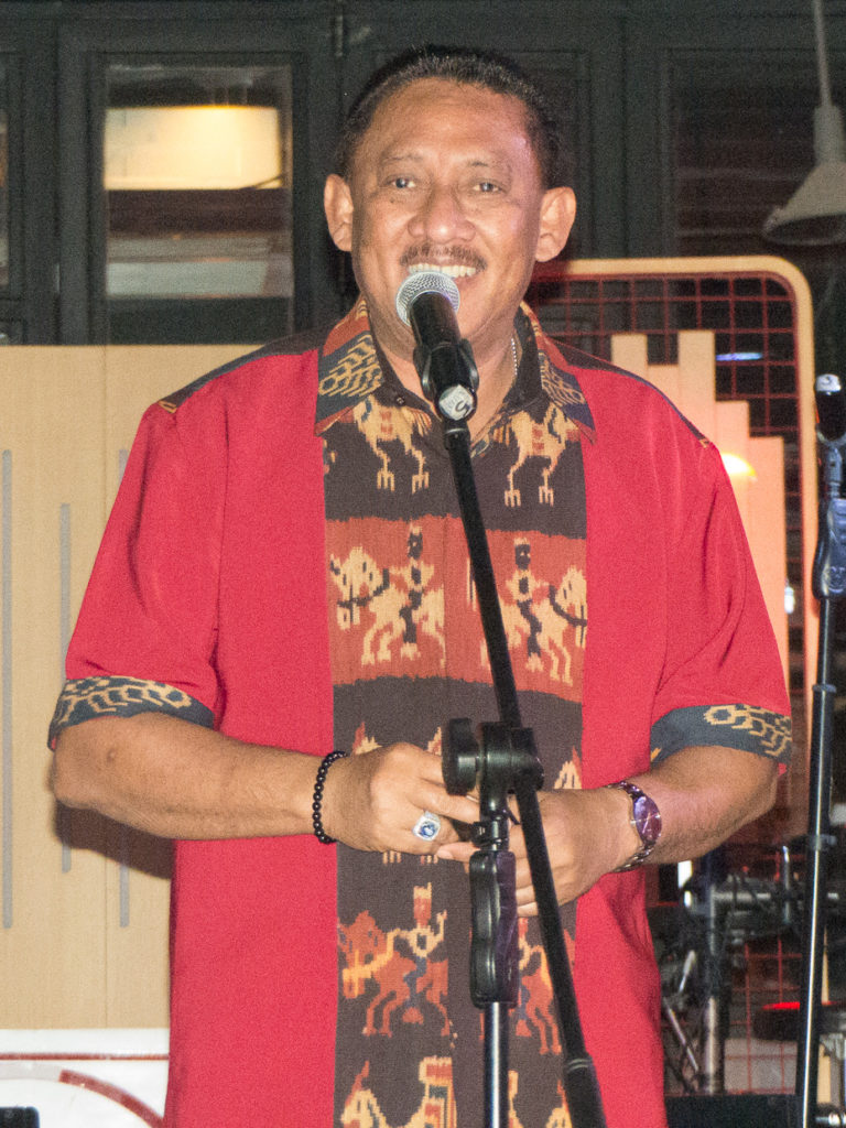 Yonas Salean - Mayor of Kupang