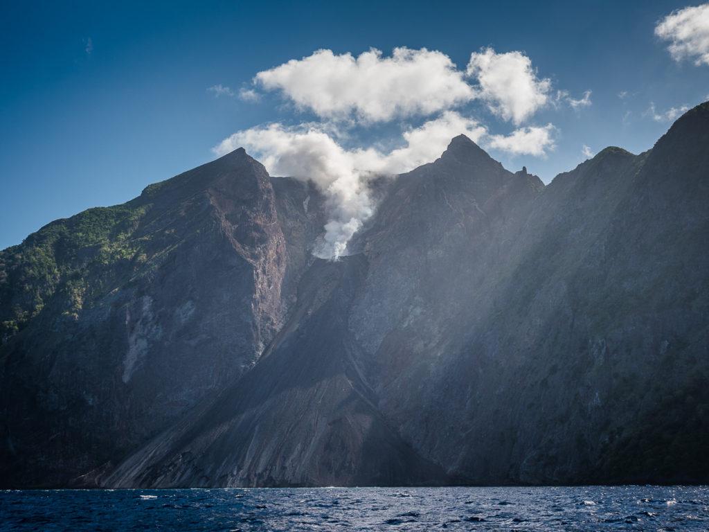 Komba Volcano | Batu Tara