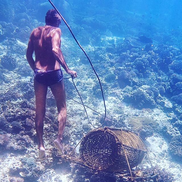Fishing Alor Style