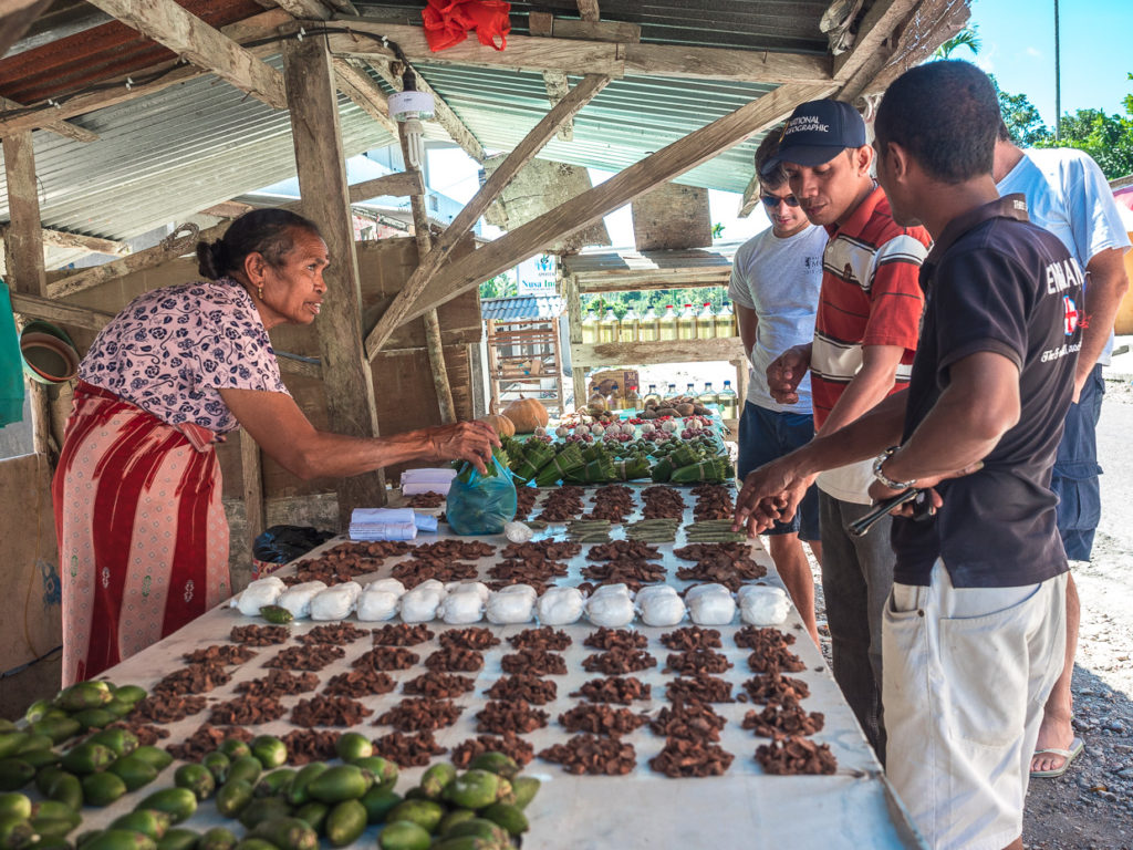 Purchasing Betel Nut In Soe