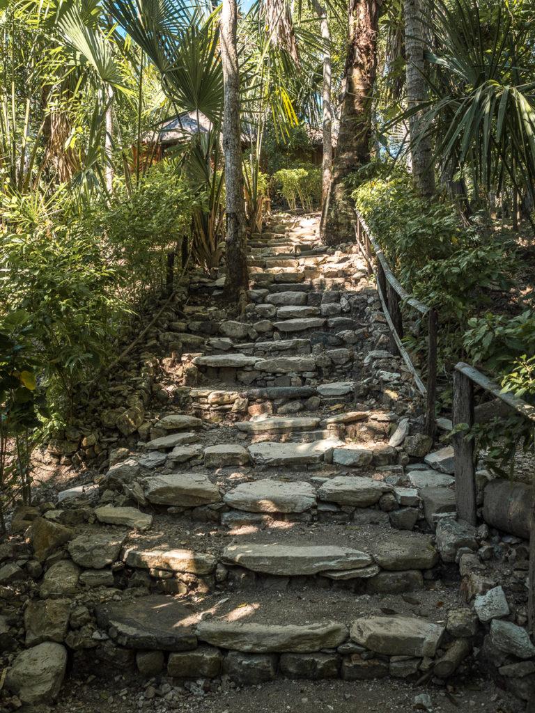Stairway to Boti