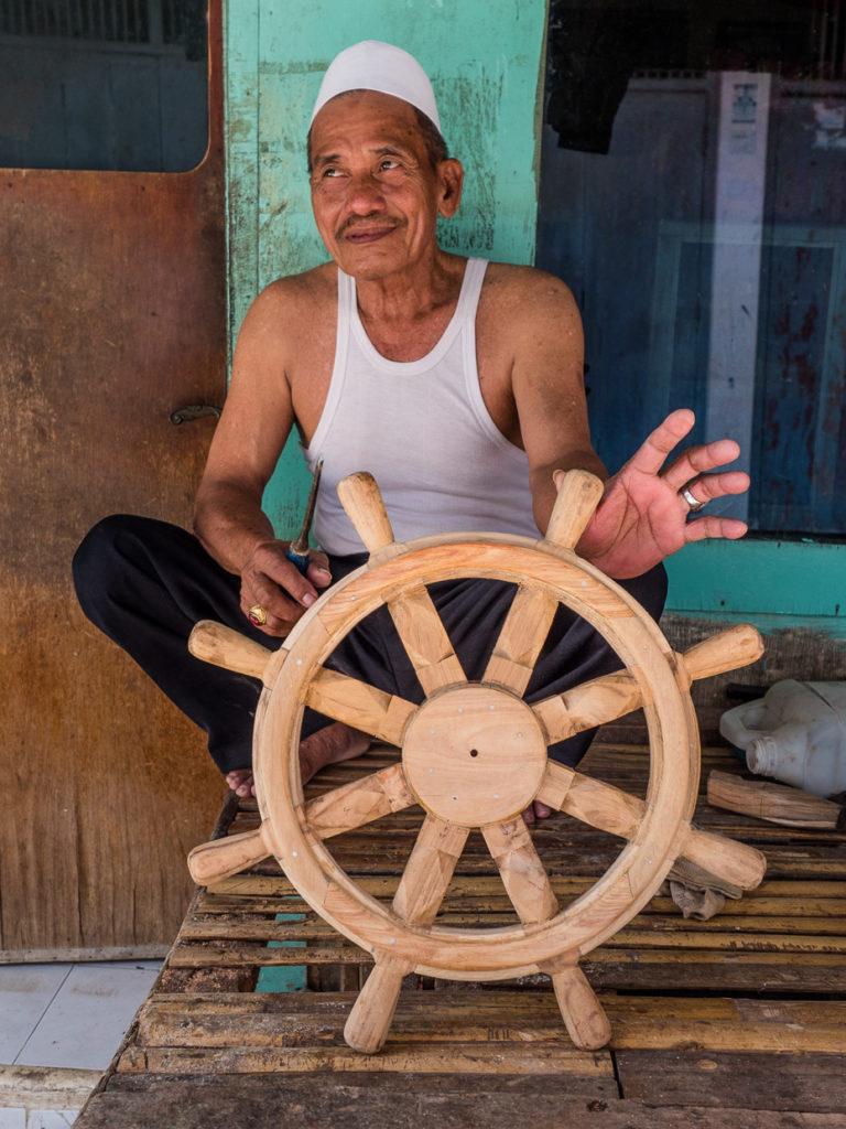 Wheel Carver Labuan Bajo