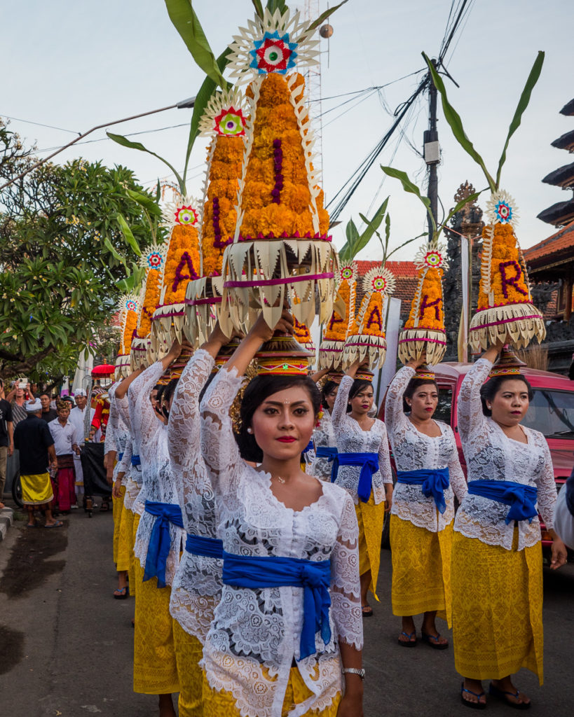 Lovina Fest Parade