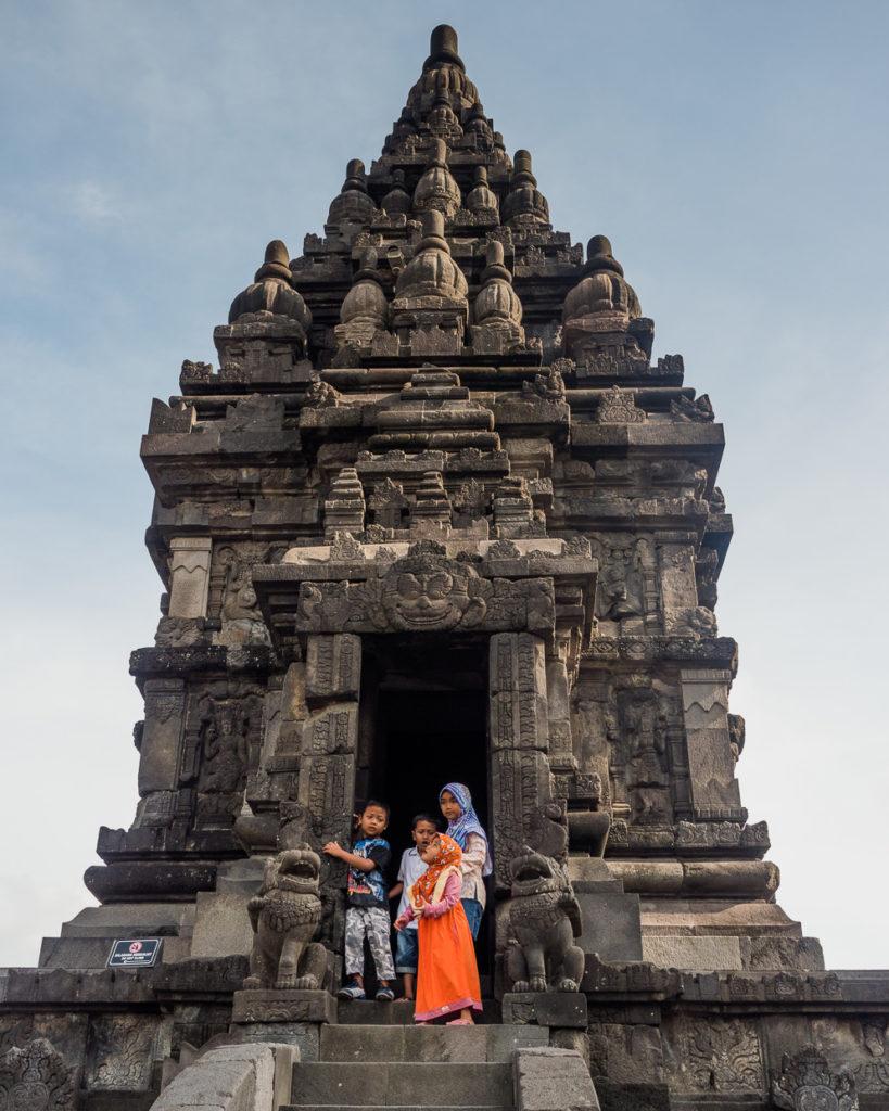 Visit to Prambanan